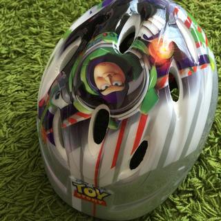 ディズニー(Disney)の美品☆バズライトイヤー ヘルメット(自転車)