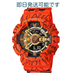ジーショック(G-SHOCK)のG-SHOCK ドラゴンボール GA-110JDB-1A4JR(腕時計(デジタル))
