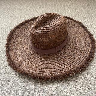 ルームサンマルロクコンテンポラリー(room306 CONTEMPORARY)の専用(麦わら帽子/ストローハット)