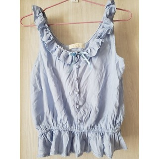 ラベルエチュード(la belle Etude)のラベルエチュード トップス(シャツ/ブラウス(半袖/袖なし))