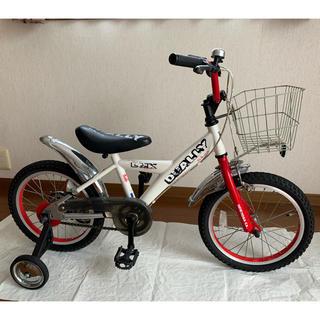 アサヒ(アサヒ)のカッコいい! デューリー 子供用自転車 16インチ(自転車)