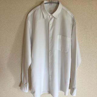 コモリ(COMOLI)のCOMOLI 16ss レギュラーカラー シャツ(シャツ)