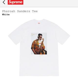 シュプリーム(Supreme)のSanders Tee white(Tシャツ/カットソー(半袖/袖なし))