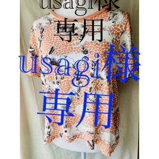 マーブル(marble)のusagi様 専用(Tシャツ(半袖/袖なし))