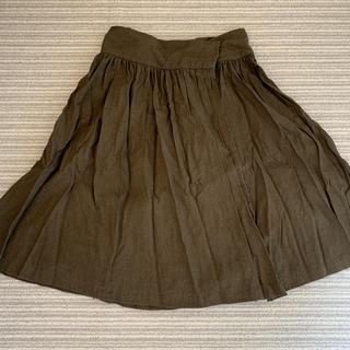 ジャーナルスタンダード(JOURNAL STANDARD)のジャーナルスタンダード 巻きスカート(ひざ丈スカート)