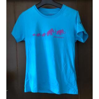 マムート(Mammut)のマムートレディースTシャツ(Tシャツ(半袖/袖なし))