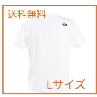 ザノースフェイス(THE NORTH FACE)のノースフェイス Tシャツ Lサイズ NT32033 シンプルロゴポケットTシャツ(Tシャツ/カットソー(半袖/袖なし))