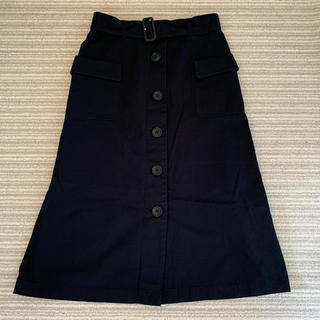 ビームス(BEAMS)のBEAMS HEART 膝下スカート(ひざ丈スカート)