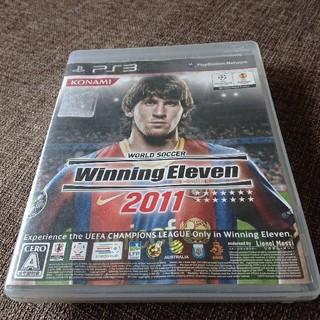 コナミ(KONAMI)の#ワールドサッカー ウイニングイレブン 2011 PS3(その他)