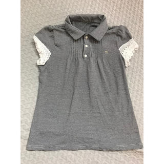 アーノルドパーマー(Arnold Palmer)のボーダー シャツ アーノルドパーマー M(Tシャツ(半袖/袖なし))