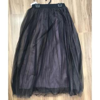 スコットクラブ(SCOT CLUB)の♡チュールスカート♡(ロングスカート)