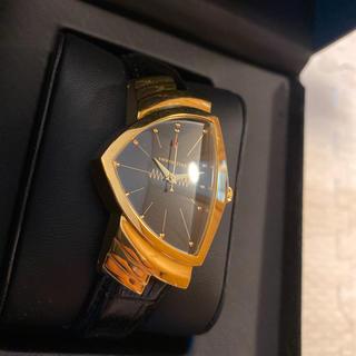 ベンチュラ(VENTURA)の希少品! HAMILTON ベンチュラ H243010 リミテッドエディション (腕時計(アナログ))