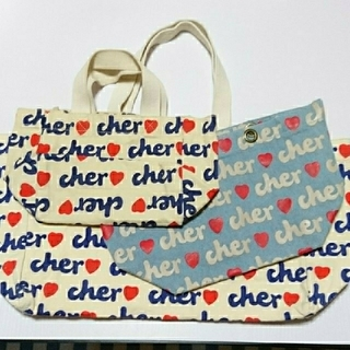 シェル(Cher)のシェル cher トートバッグ(トートバッグ)