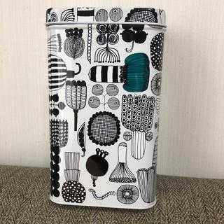 マリメッコ(marimekko)のマリメッコ ティン缶(小物入れ)