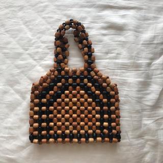 トゥデイフル(TODAYFUL)のWood Beads Bag(ハンドバッグ)