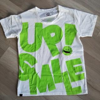 アップスタート(UPSTART)のアップスマイル Tシャツ(Tシャツ/カットソー(半袖/袖なし))