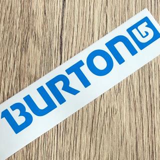 BURTON カッティングステッカー