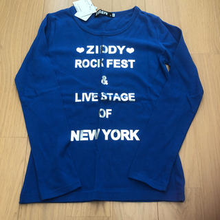 ジディー(ZIDDY)のZIDDY 新品タグ付き ロンT(Tシャツ/カットソー)