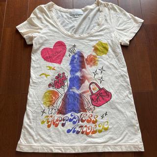 ジルスチュアート(JILLSTUART)のJILLSTUART  プリントTシャツ(Tシャツ/カットソー(半袖/袖なし))
