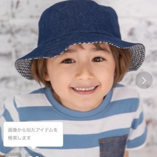 グローバルワーク(GLOBAL WORK)のグローバルワーク  キッズ帽子 新品(帽子)