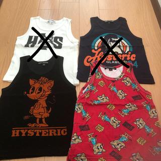ジョーイヒステリック(JOEY HYSTERIC)のJOEYHYSTERIC タンクトップ(Tシャツ/カットソー)