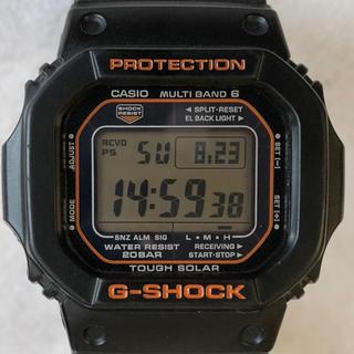 ジーショック(G-SHOCK)のCASIO G-SHOCK GW-5610R 電波ソーラー 人気のオレンジ(腕時計(デジタル))