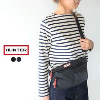 ハンター(HUNTER)の新品未使用★HUNTER★サコッシュ(ショルダーバッグ)