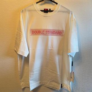 ダブルスタンダードクロージング(DOUBLE STANDARD CLOTHING)のピポ様専用です。新品タグ付き ダブルスタンダードクロージング  Tシャツ(Tシャツ(半袖/袖なし))