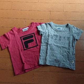 フィラ(FILA)のFILA RUGGED WORKS Tシャツ 二枚セット(Tシャツ)