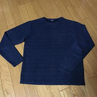 アーバンリサーチ(URBAN RESEARCH)のアーバンリサーチ  ネイビー ロンT カットソー(Tシャツ/カットソー(七分/長袖))