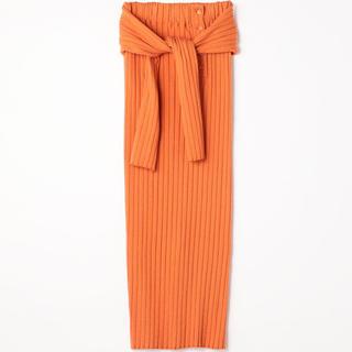 マカフィー(MACPHEE)のマカフィー スカート tomorrowland beauty&youth(ロングスカート)