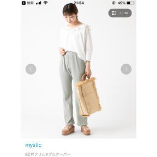 ミスティック(mystic)のmystic 夏用トップス(2枚セット)(Tシャツ(長袖/七分))