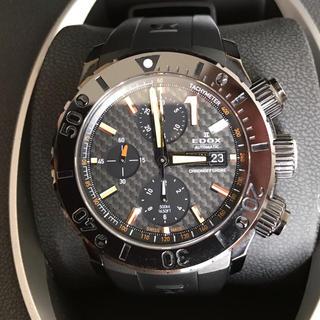 エドックス(EDOX)のEDOX クラス1クロノオフショア リミテッド エディション 限定250本 中古(腕時計(アナログ))