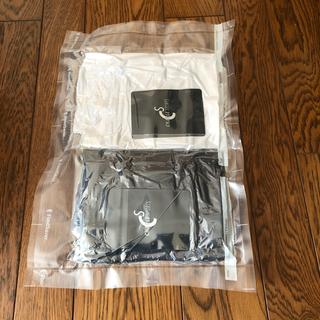 シャルレ(シャルレ)のシャルレ 半袖トップ スポーツTシャツ グレー、ホワイト2枚(Tシャツ(半袖/袖なし))