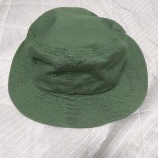 ムジルシリョウヒン(MUJI (無印良品))の無印の帽子 57.5cm(ハット)