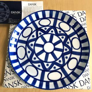 ダンスク(DANSK)のDANSK アラベスクランチョンプレート 新品未使用(食器)