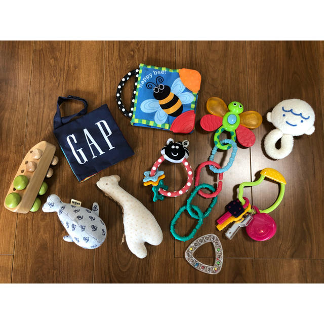 Sassy(サッシー)のベビートイ キッズ/ベビー/マタニティのおもちゃ(がらがら/ラトル)の商品写真
