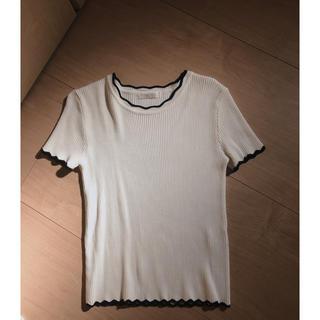 ミーア(MIIA)のTシャツ(Tシャツ(半袖/袖なし))