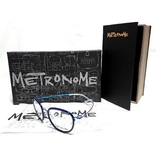 アランミクリ(alanmikli)の美品♪定価39600円 METRONOME  Strobo light眼鏡(サングラス/メガネ)