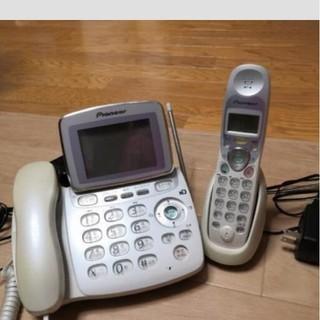 パイオニア(Pioneer)のパイオニア 子機付きデジタル電話機(その他)