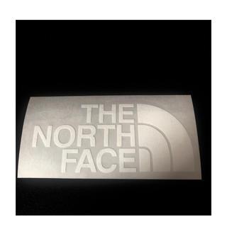 ザノースフェイス(THE NORTH FACE)の4枚セット!ノースフェイス(車外アクセサリ)