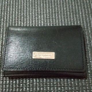 BURBERRY BLACK LABEL キーケース