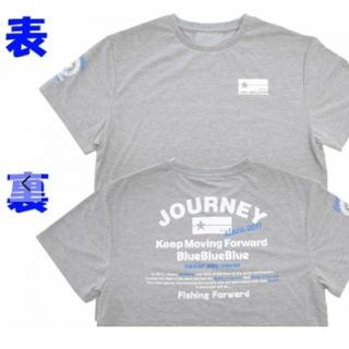 JOURNEYドライTシャツ2020 Lサイズ ブルーブルー BlueBlue(ウエア)