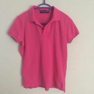 ラルフローレン(Ralph Lauren)のラルフローレン ポロシャツ ピンク Lサイズ(ポロシャツ)
