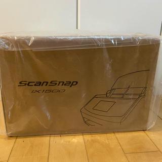 フジツウ(富士通)のscansnap ix1500【新品・未使用】(OA機器)