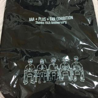 トリプルエー(AAA)のAAA EXHIBITION トートバッグ 未使用(トートバッグ)