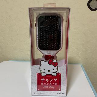 コイズミ(KOIZUMI)のコイズミ リセットブラシ(ハローキティー)(ヘアブラシ/クシ)