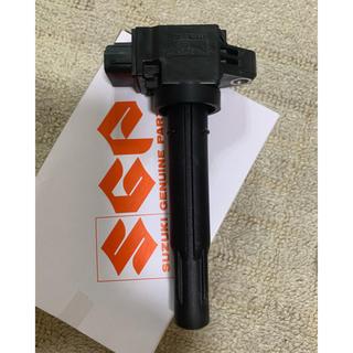 スズキ(スズキ)のイグニッションコイル 4本セット K12B アイドリングストップ付きエンジン用(メンテナンス用品)