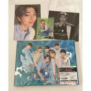 ボウダンショウネンダン(防弾少年団(BTS))のBTS アルバム 初回D  特典RM付(K-POP/アジア)