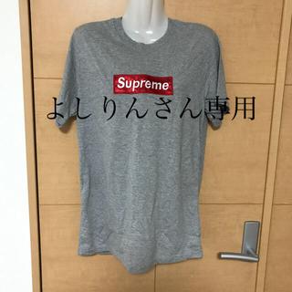 supreme❓Tシャツ&ショートパンツ(Tシャツ/カットソー(半袖/袖なし))
